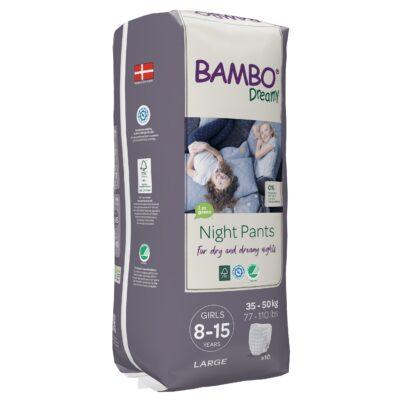 bambo nature éjszakai pelenka