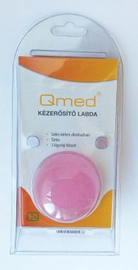 qmed kézerősítő rózsaszín